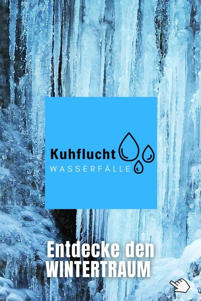 Bayern Wasserfälle im Winter mit viel Eis!