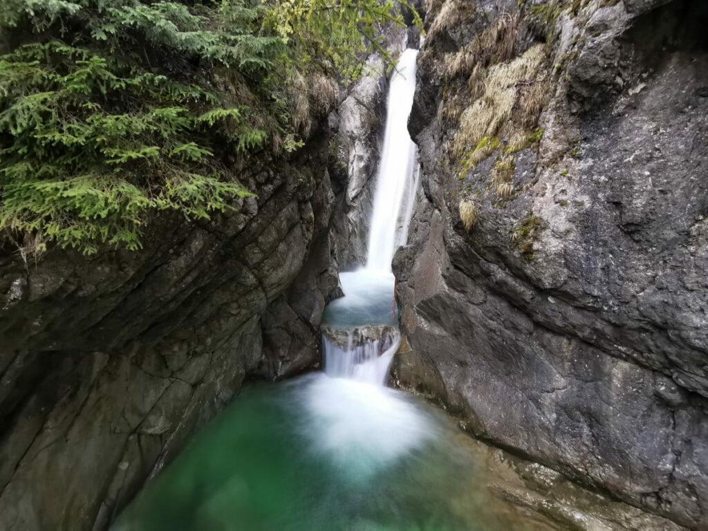 Wasserfälle Bayern - das sind die Top 10 der Wasserfälle in Bayern